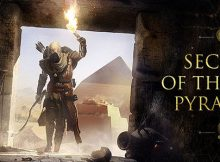 Assassin's Creed Origins Secrets of the First Pyramids Mission DLC Code