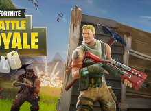 Fortnite Battle Royale Code